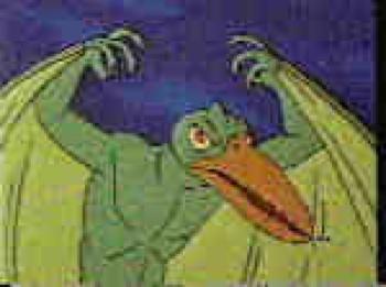 Pterodactylghost