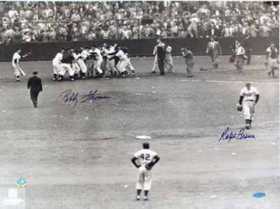 Ralph-Branca-Brooklyn-Dodgers-Giants-Bobby-Thomson-Autographed-Photograph-Jackie-Robinson-3331162