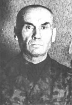 Friedrich Jeckeln In Soviet Custody
