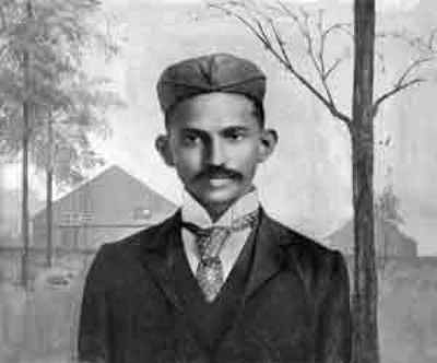 Gandhi To Mahatma05