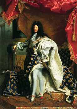 Rigaud-Louis Xiv Of France