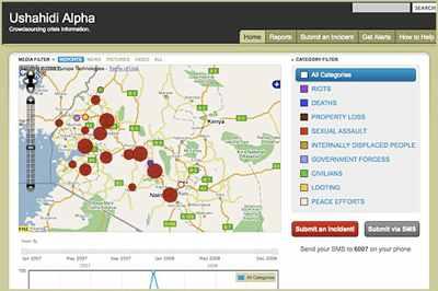 Ushahidi Alpha