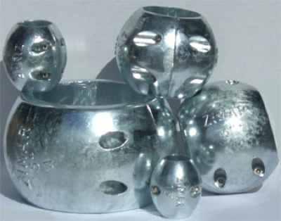 Zinc Shaft