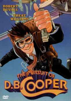 O Pursuit Of Db Cooper Front