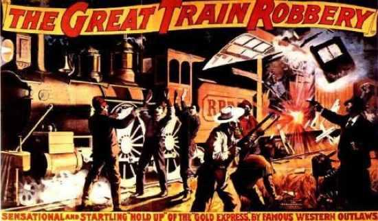 Trainrobbery
