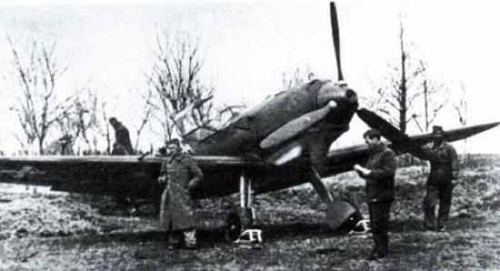 Bf109Jkv