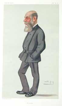 Charles Cunningham Boycott (Vanity Fair)