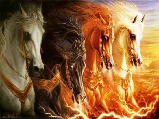 Cztery Konie