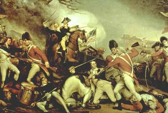 George Washington In The American Revolution