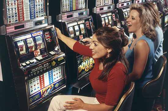 Girls At Slots