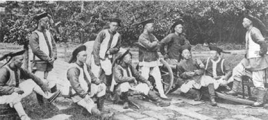 Taiping Soldiers