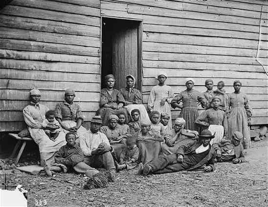 James City Slave House