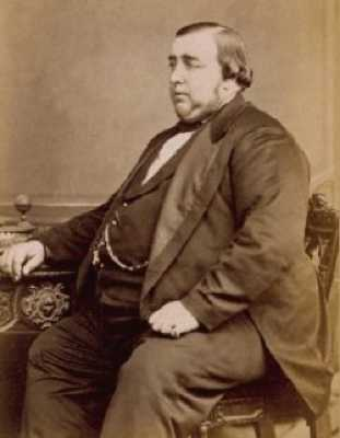 Arthur Orton Portrait - 1872