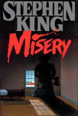 Stephen King Misery Cover