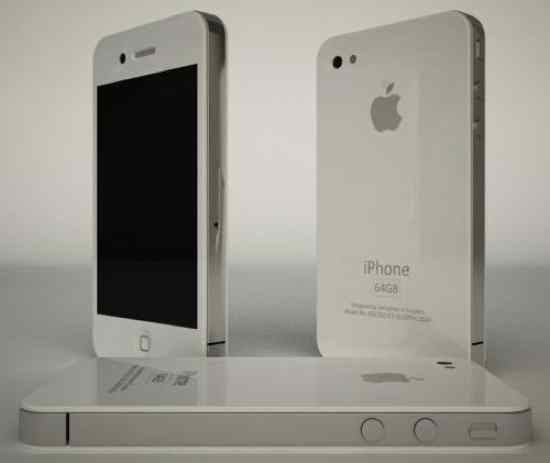 Apple-Iphone-4-White
