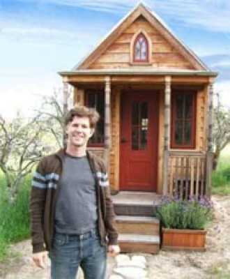 jay shafer is the creator and resident of what he claims is the smallest house in the world affectionately named tumbleweed his decision to live in just - Smallest House In The World Pictures