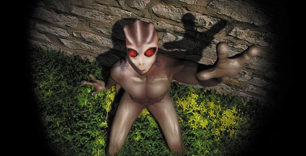 Top 10 Strange UFO Encounters