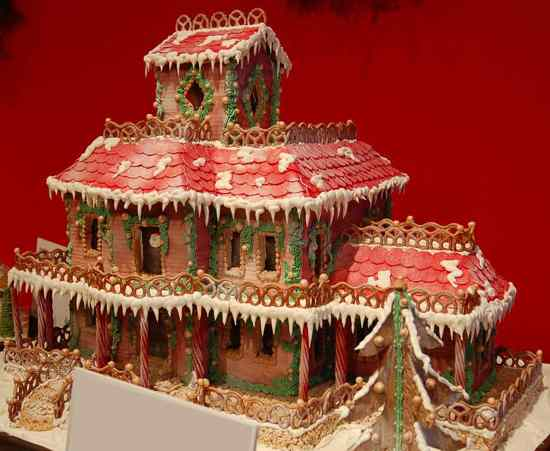 15 things you didn 39 t know were german listverse for Cool designs for gingerbread houses