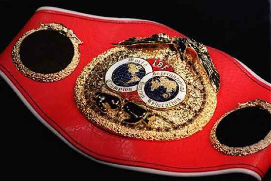 Ibf-Heavyweight-Belt-International-Boxing-Federation