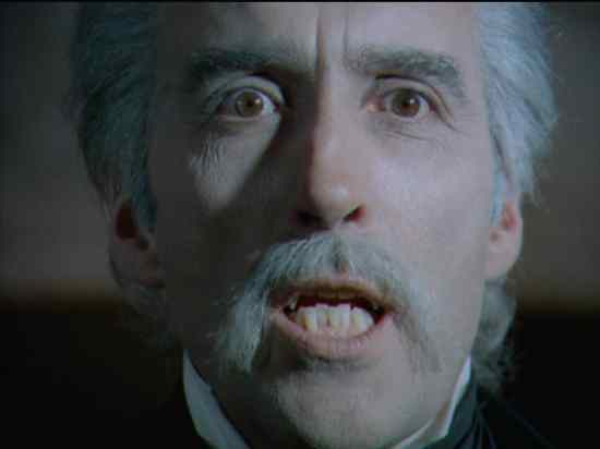 top greatest dracula portrayals listverse another take on dracula by an older christopher lee the age switch of dracula was first portrayed in this christopher lee looking older in the