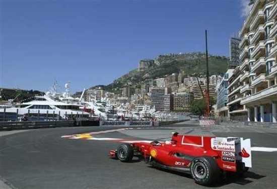 500X Alonso Monaco