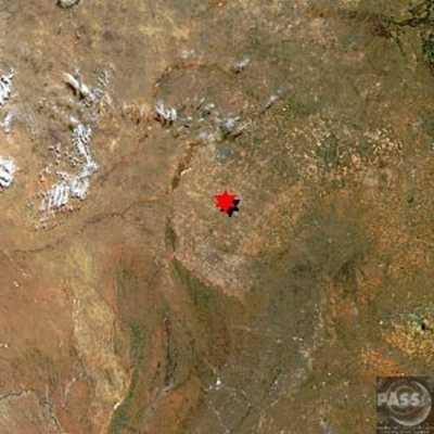 Morokweng Crater 001