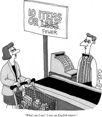 New Yorker Fewer Cartoon