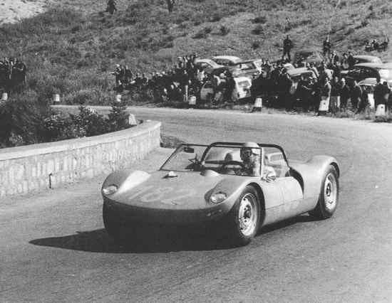 Targa Florio 65 Porsche