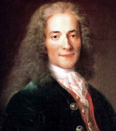 Quotes Voltaire Delectable 15 Great Quotes From Voltaire  Listverse