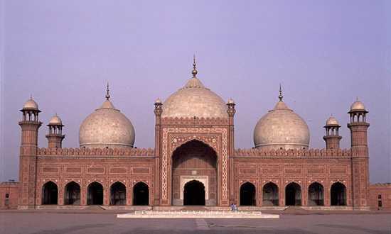 Badshahi Mosque Rizwan Dar