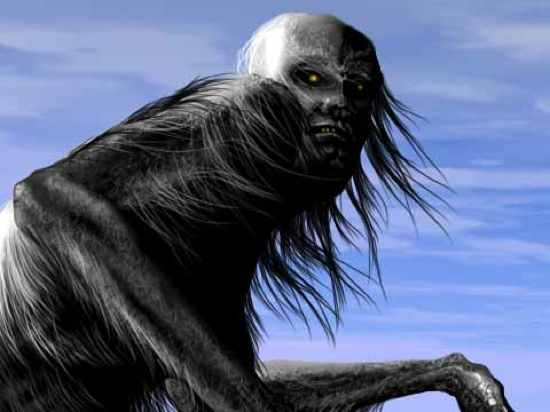 examples of monsters in literature