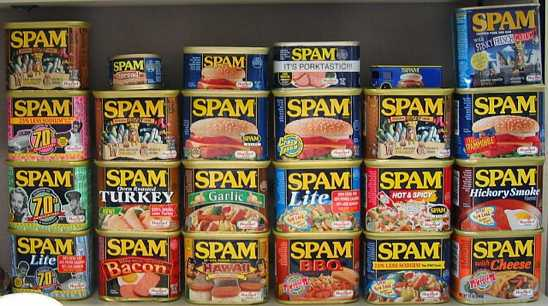 Mmmmm-Spam
