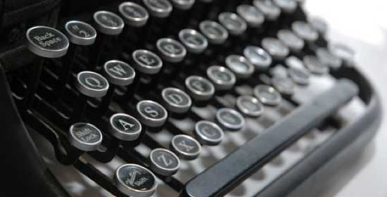 2Col Lg Typewriter