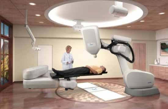 Radiotherapy-Treatment