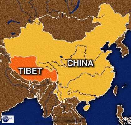 Tibet-Map1