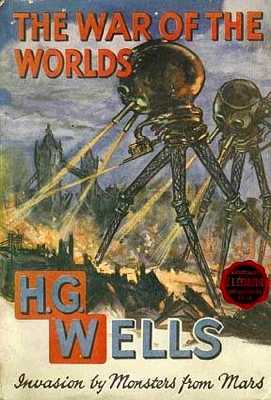 War Of The Worlds Book(1913)