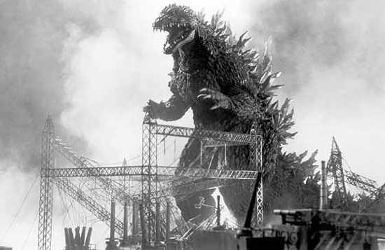 Godzilla-Tokyo