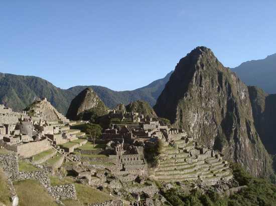 Peru  Machu Picchufull