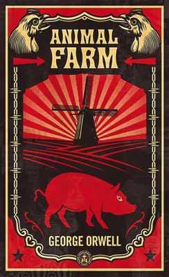 Poster Animalfarm Lrg