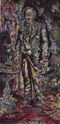 The Picture Of Dorian Gray- Ivan Albright