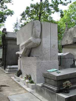 Tomb Of Oscar Wilde