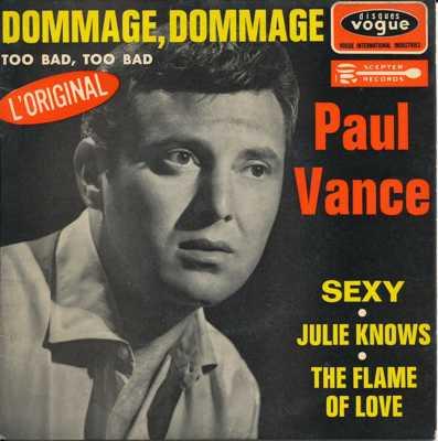 Paul Vance