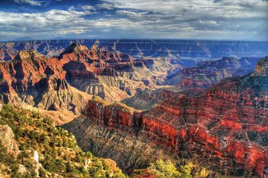 Grand Canyon Scenery-12355