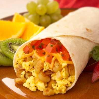 Egg Burrito-9709
