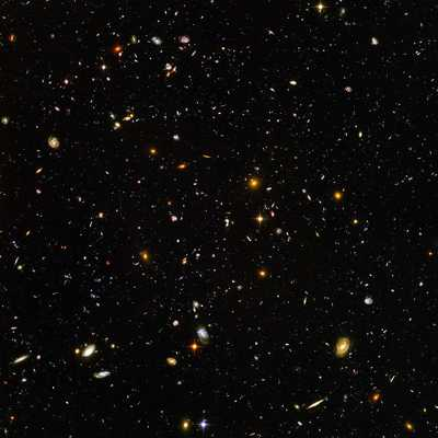 Hubble-Ultra-Deep-Field