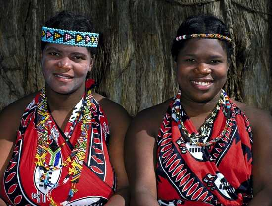 Swazi Girls