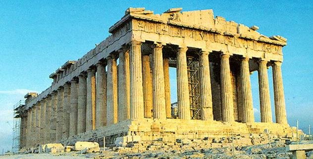 top 15 influential ancient greeks listverse - Modern Architecture Greek Influence