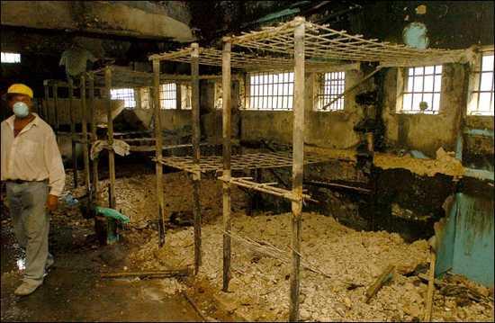 Dominican Prison