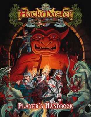 Rpg Hackmaster Cover