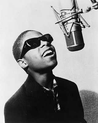 Stevie Wonder 12
